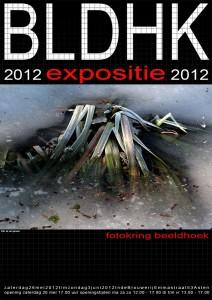 Affiche expositie BLDHK 2012
