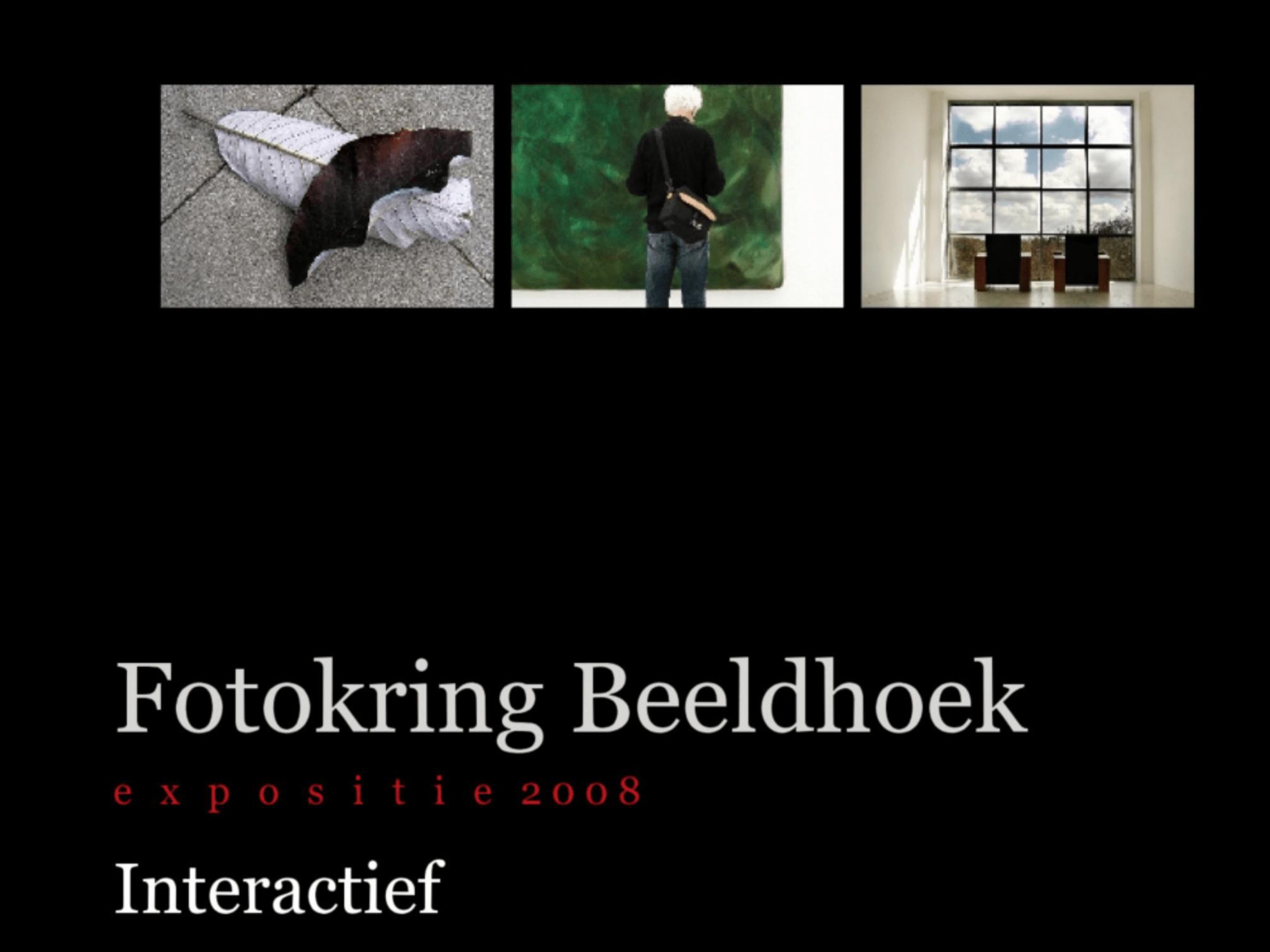Fotoboek Fotokring Beeldhoek