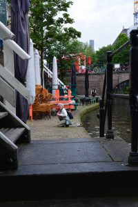Met de fotokring samen naar Utrecht..