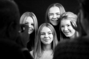 Portretfotografie in de Grutter
