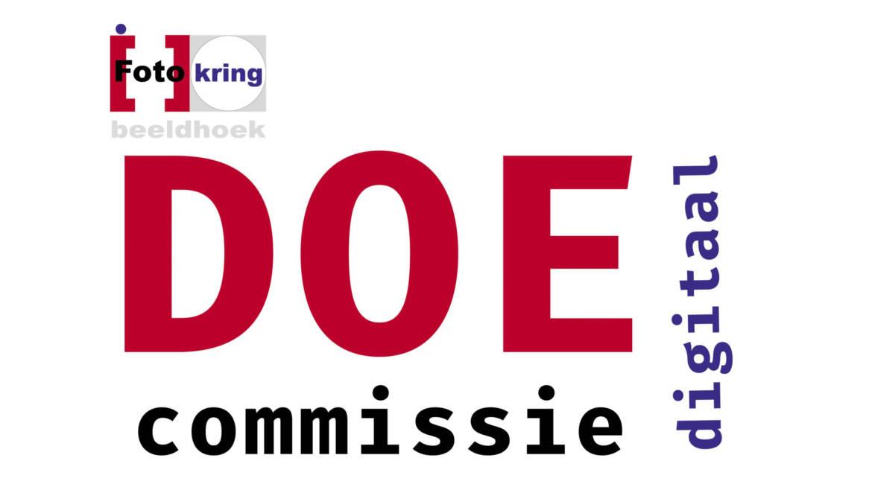 Doe commissie digitaal