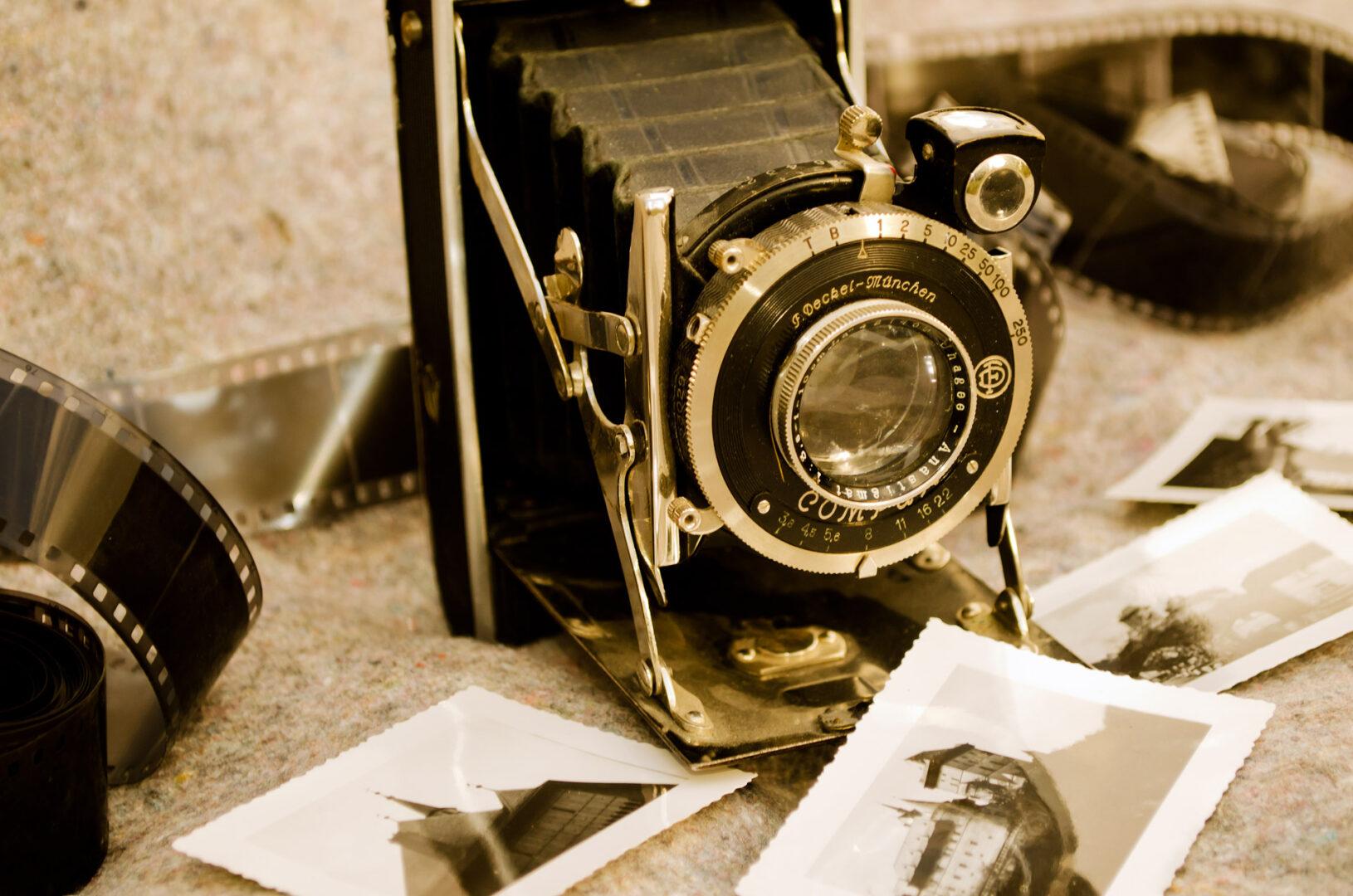 Geschiedenis van de fotografie