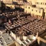 Leerlooierij , Marokko